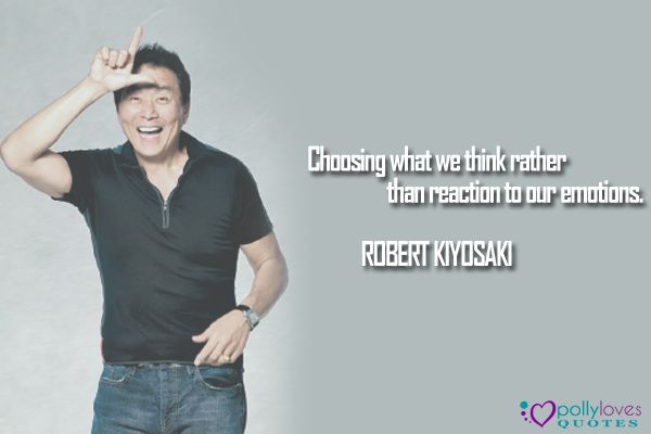 """""""Choosing what we think rather than reaction to our emotions."""" #selfcontrol #motivation"""