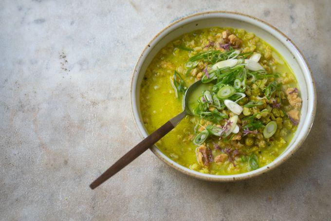 Lemon Turmeric Curry Paste