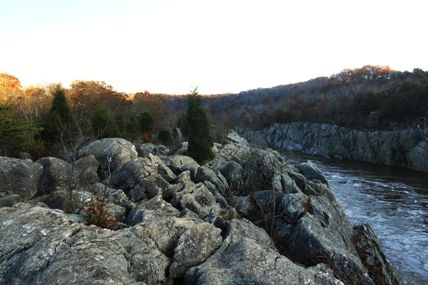 Billy Goat trail, section A, is the best hike near DC!  (This website is for volunteering, but it had the best photo... links to the trail info can be found by searching Billy Goat Trail).  #hiking #washington #dc #maryland #us