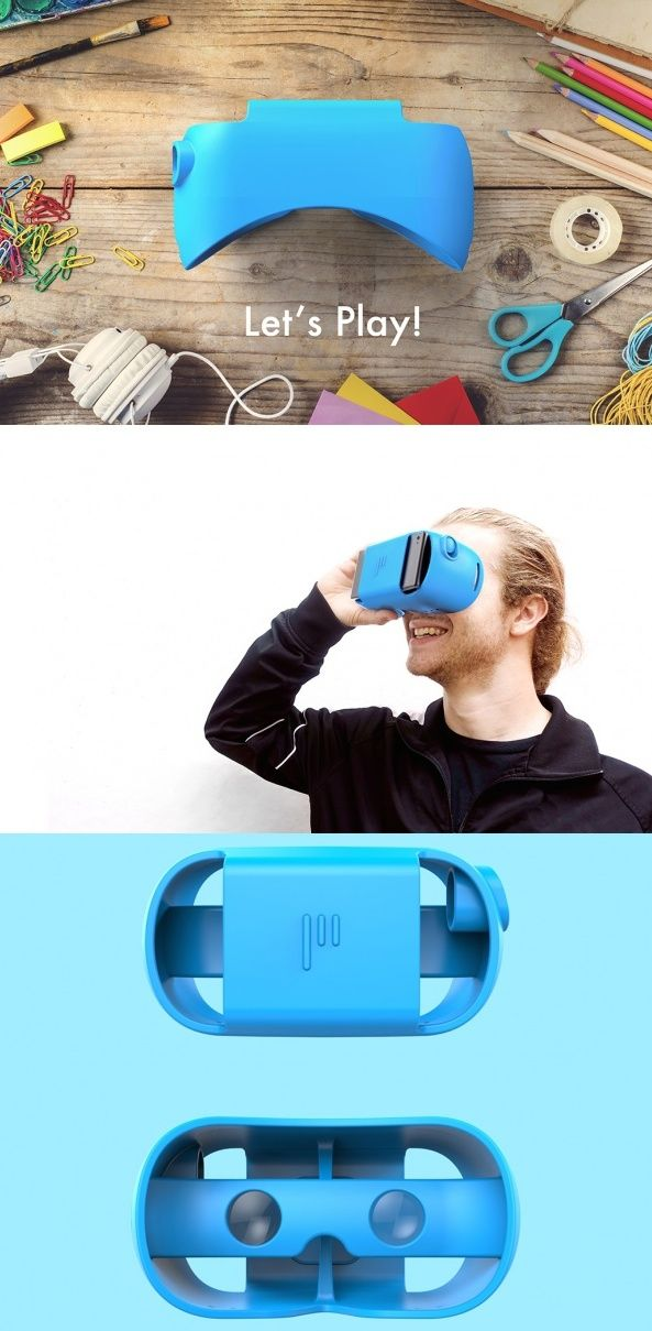 #PLAY delivers the #virtual reality experience in a simple and fun way using…