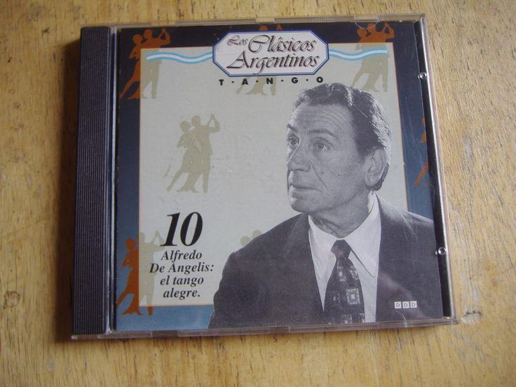 Los Clasicos Argentinos - Tango - Volumen 10 - De Angelis