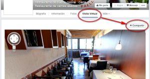 Aninchiperu te dice como insertar el Tour Virtual de Google...