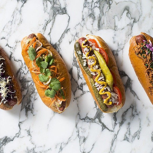 Posted on Urber TOP DOG Can #hotdogs be natural, organic, grass-fed & free-range? Yes they can! Visit @TopDogSoho #LondonFood
