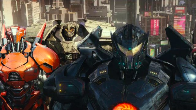 80 Screenshots from the Pacific Rim Uprising Trailer   80 screenshots form the Pacific Rim Uprising Trailer  Following the reveal of the Pacific Rim Uprising trailer at New York Comic Con weve combed through the video and pulled out 80 screenshots for your viewing pleasure. Scroll through them in the gallery below!  RELATED:The Pacific Rim Uprising Recruitment Video from Comic-Con!  Pacific RimUprisingstarsJohn Boyega Scott Eastwood Jing Tian Cailee Spaeny Rinko Kikuchi Burn Gorman Adria…