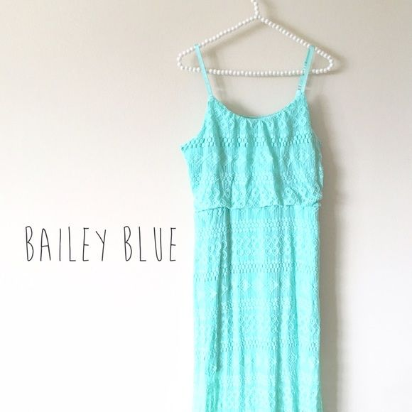 Bailey blue maxi dress - Fashion dresses
