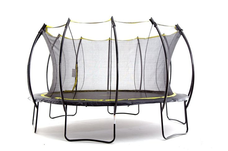 Heavy Duty Trampolines for Autism with Safety Net