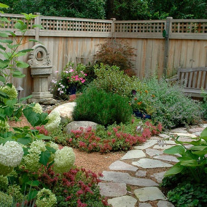 A cozy garden corner ideas for abode pinterest for Backyard corner ideas