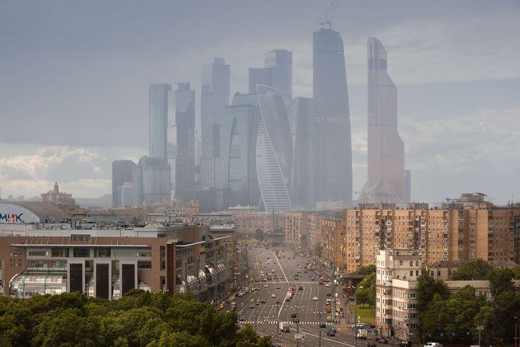 Топ-10 фотографий Москвы 2015 года от Дмитрия Чистопрудова – varlamov.ru