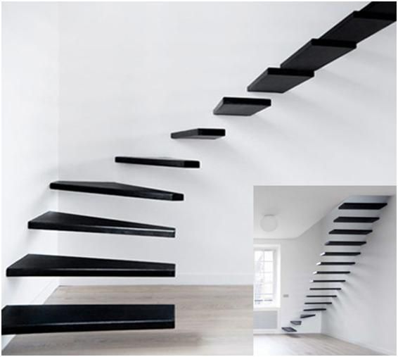 10 unique stair design