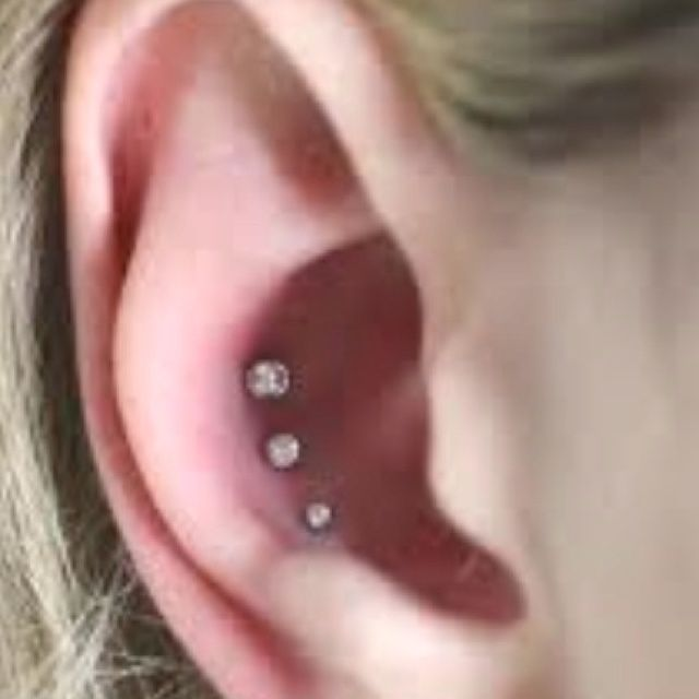 Unique Ear Piercings | Unique ear piercing | loves