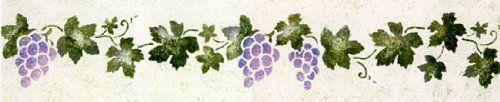 Amazon.com: Grapevine Stencil - Stencil with Paints - Plastic: Industrial & Scientific
