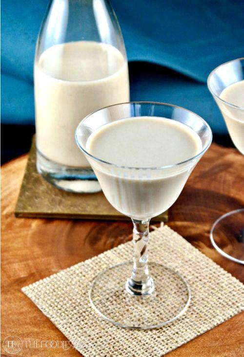 Sugar Free Irish Cream {Easy Copycat Baileys Liquor}Really nice  Mein Blog: Alles rund um die Themen Genuss & Geschmack  Kochen Backen Braten Vorspeisen Hauptgerichte und Desserts