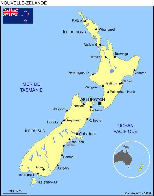 Organiser Un Road Trip En Nouvelle Zelande Road Trip Nouvelle