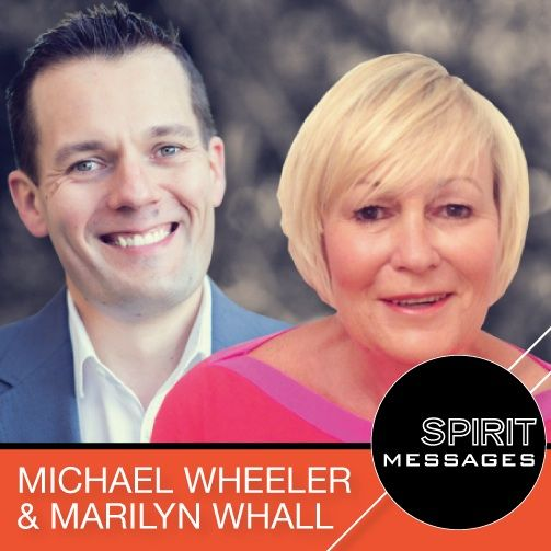 Micheal Wheeler and Marilyn Whall look forward to meeting you at our next event. October the 12th www.marilynwhall.com.au for details