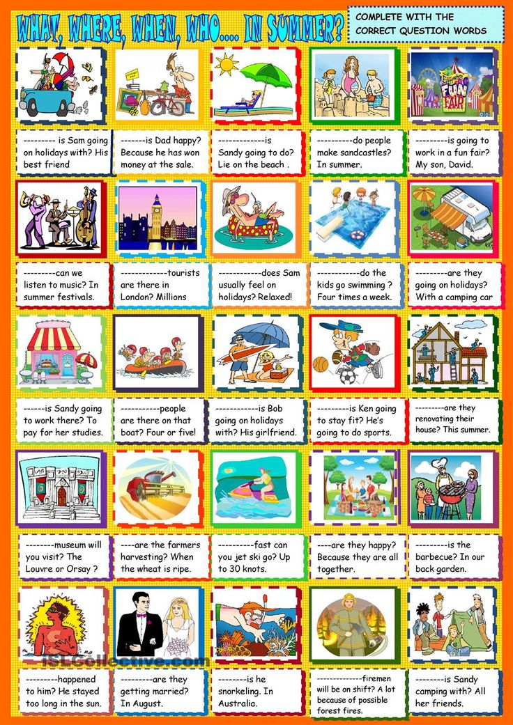Number Line Worksheets simple wh questions worksheets : 134 best 1-ENGLISH Verbs & Questions images on Pinterest | English ...