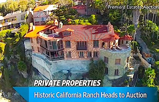 10,000-Sq. Ft. Home With 1 Bedroom Sells for $20M (VIDEO)