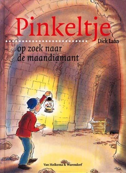 Vroeger werd ik vaak voorgelezen uit de serie van Pinkeltje,