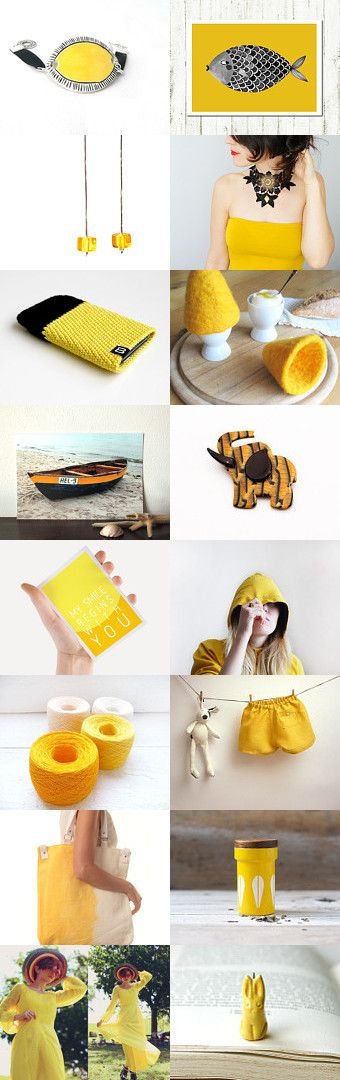 Sting like a Bee by Camilla Agathe Lande Jensen on Etsy--Pinned with TreasuryPin.com