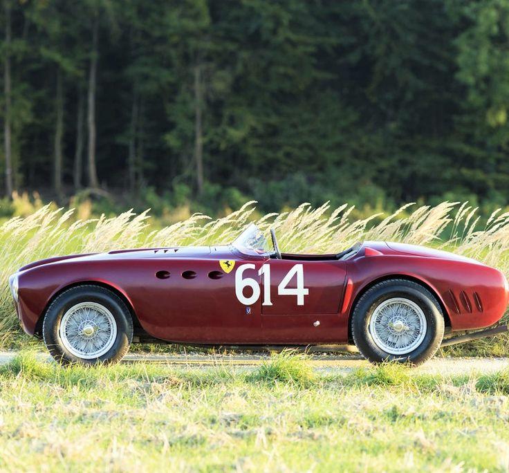 1952 Ferrari 340 America Vignale Spider