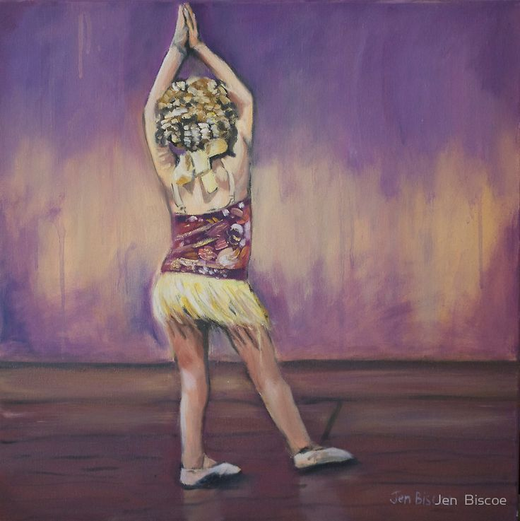 Strike a Pose by Jen  Biscoe