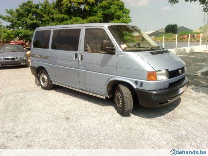 VW Transporter T4  minibus 8+1  2.0  LPG bj. 2000 - Te koop