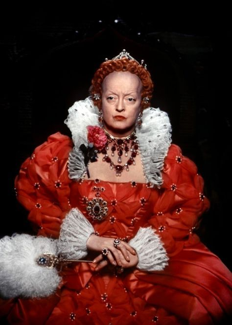Bette in The Private Lives of Elizabeth and Essex. What a stirring, gut-wrenching portrayal.