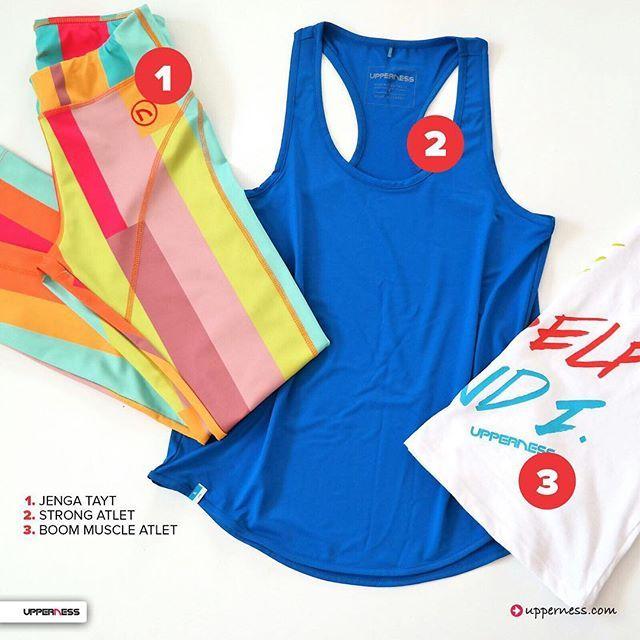 Jenga Tayt   Strong Atlet   Boom Atlet  Shop Online   www.upperness.com  #upperness #yourstyleinsports #airytouch #manfashion #mansports #shoponline #alışveriş #joggingtime #fitnessmotivation #workoutmotivation #healtylifestyle #sportsapparel #activewear #activewearonline #gymwear #fitnesswear #zumbawear #zumbafitness #befit #getfit #pilateswear #pilateslovers #bodybuilder #crossfitter #jogging #antrenman #sporcu #wellness #tarz