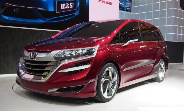 2021 Honda Odyssey Upcoming   Honda odyssey, Honda, Honda ...
