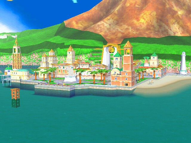 Lol I often find myself wishing every location in super mario sunshine was real...