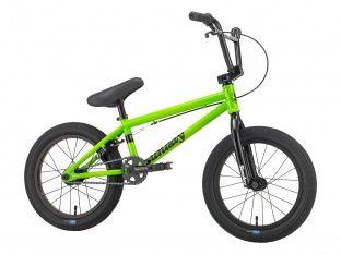 "Sunday Bikes ""Primer 16"" 2018 BMX Bike - 16 Inch | Fluorescent Green"