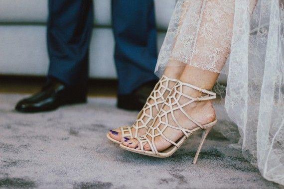 Los mejores zapatos de bodas con estilo | TELVA
