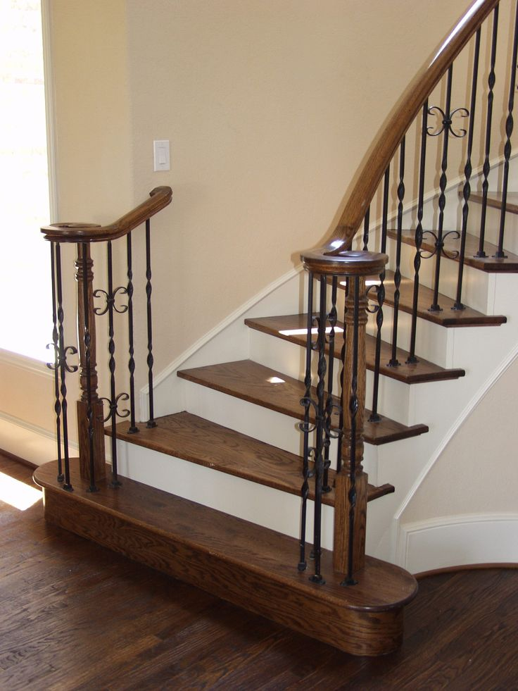 Best 27 Best Ribbon Twist Iron Baluster Stair Patterns Images 400 x 300