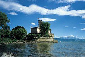 Schloss Montfort Langenargen Duitsland