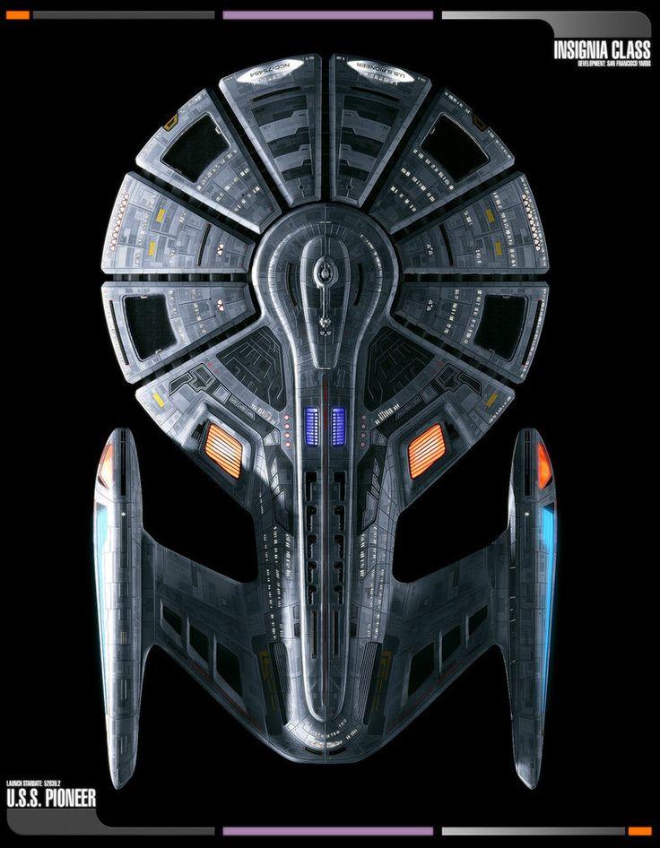 pin federation starfleet class - photo #23