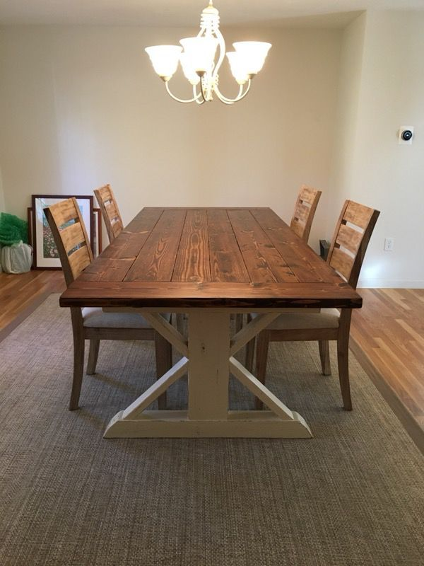 Custom Rustic Farm Tables Free Delivery For Sale In Burrillville
