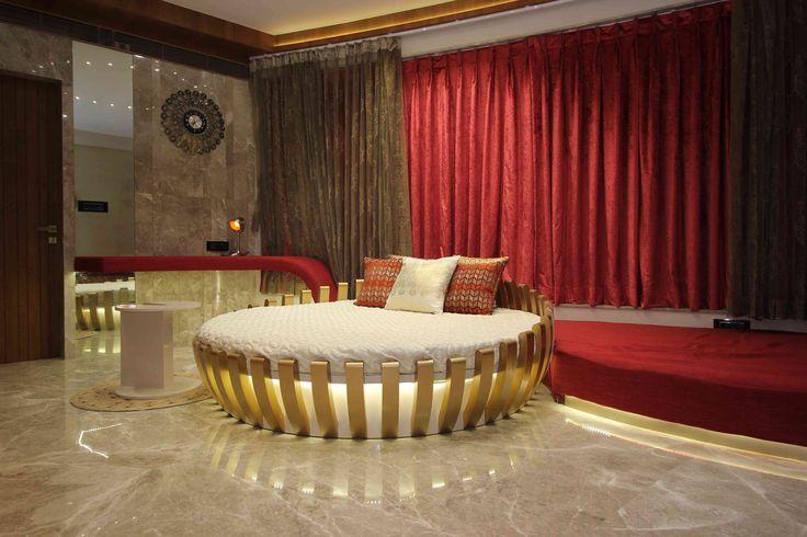 Master Bedroom Design by Monika Bhatt