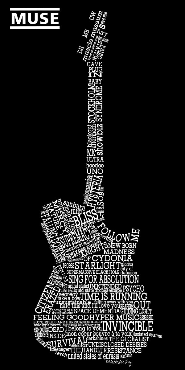 MUSE: songs and Manson's shape!