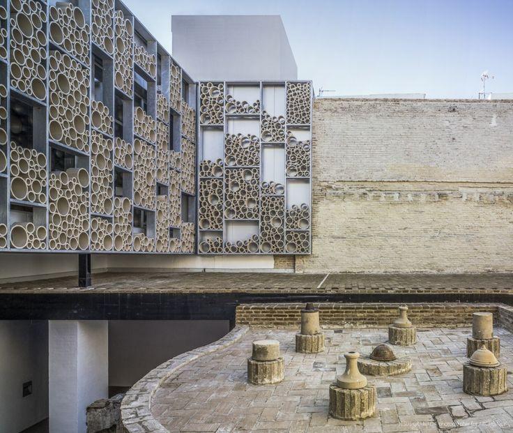 Triana+Ceramic+Museum+/+AF6+Arquitectos