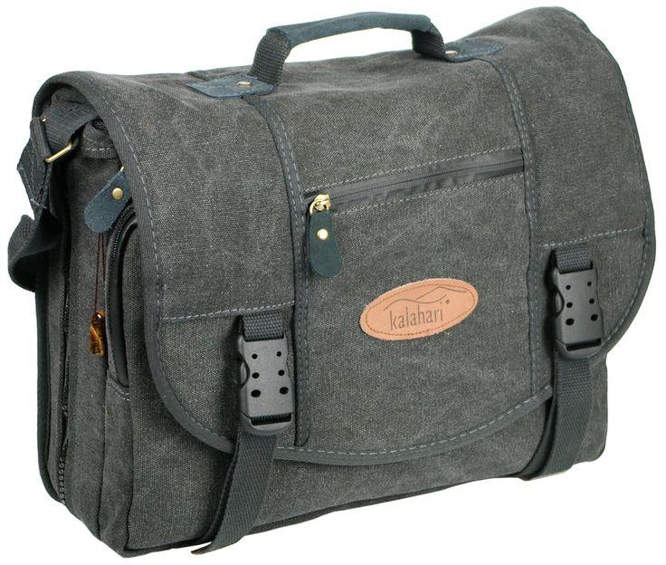 Kalahari® Kapako K-35 är en mycket snygg, praktisk och funktionell kameraväska, avsedd för en kamerautrustning och en bärbar dator.