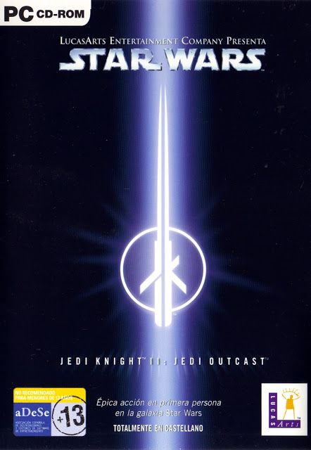 NonumberGames: Jedi Knight II, Jedi Outcast. La fuerza es una cos...