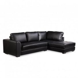 Raleigh 2-piece Bonded Leather Sectional - Sears | Sears Canada