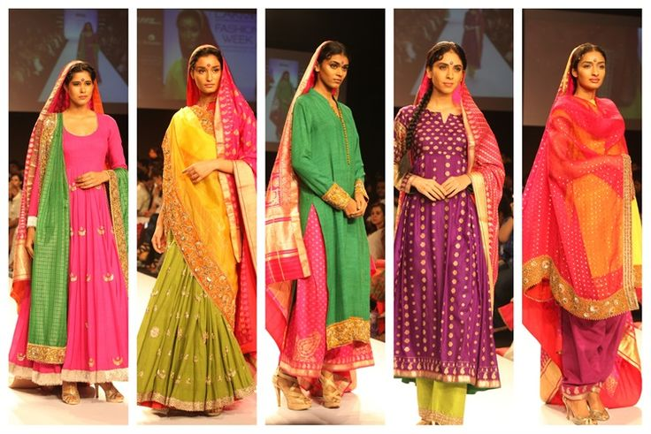 Gaurang Shah Lakme Fashion Week 2014
