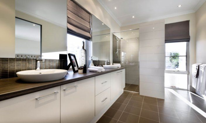 Bathroom stoneleigh dale alcock perth display homes for Dale bathrooms