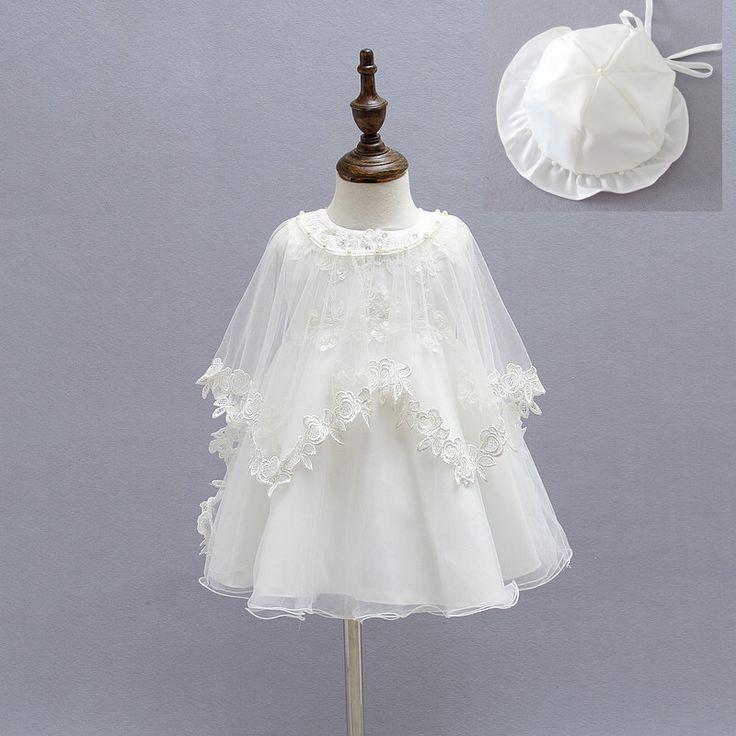 $26.60 (Buy here: https://alitems.com/g/1e8d114494ebda23ff8b16525dc3e8/?i=5&ulp=https%3A%2F%2Fwww.aliexpress.com%2Fitem%2FBaby-Girl-Dress-Baptism-Dress-for-Girl-Infant-1-Year-Birthday-Dress-for-Baby-Girl-Chirstening%2F32689413627.html ) Baby Girl Dress Baptism Dress for Girl Infant 1 Year Birthday Dress for Baby Girl Chirstening Dress for just $26.60