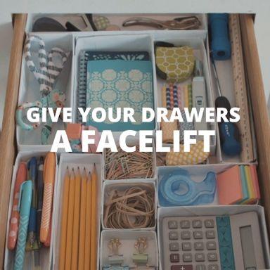 135 Ways To Make Any Bathroom Feel Like An At Home Spa College Closet Organizationdresser Drawer Organizationorganize