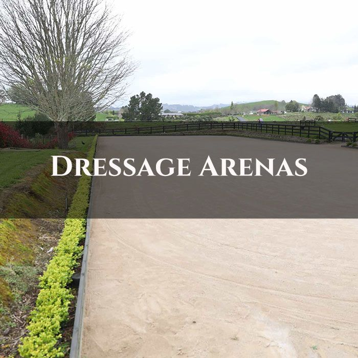 Everything you need to know in order to build a dressage arena