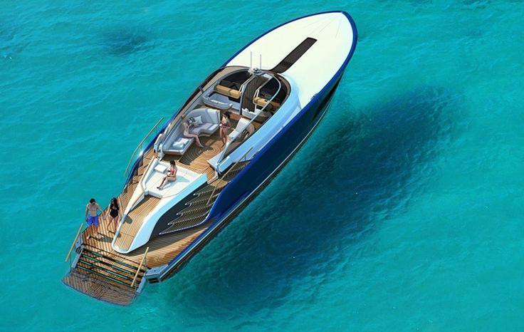 Rolls-Royce vient de dévoiler son nouveau yacht. Baptisé Aeroboat S6, le bateau se démarque par ses matériaux nobles, sa puissance et son aménagement intérieur d'exception. Rolls-Royce dévoile un yacht de luxe en carbone et en aluminium Pour concevoir son nouveau yacht, Rolls-Royce a mis les petits plats dans les grands. Le géant de l'automobile britannique…