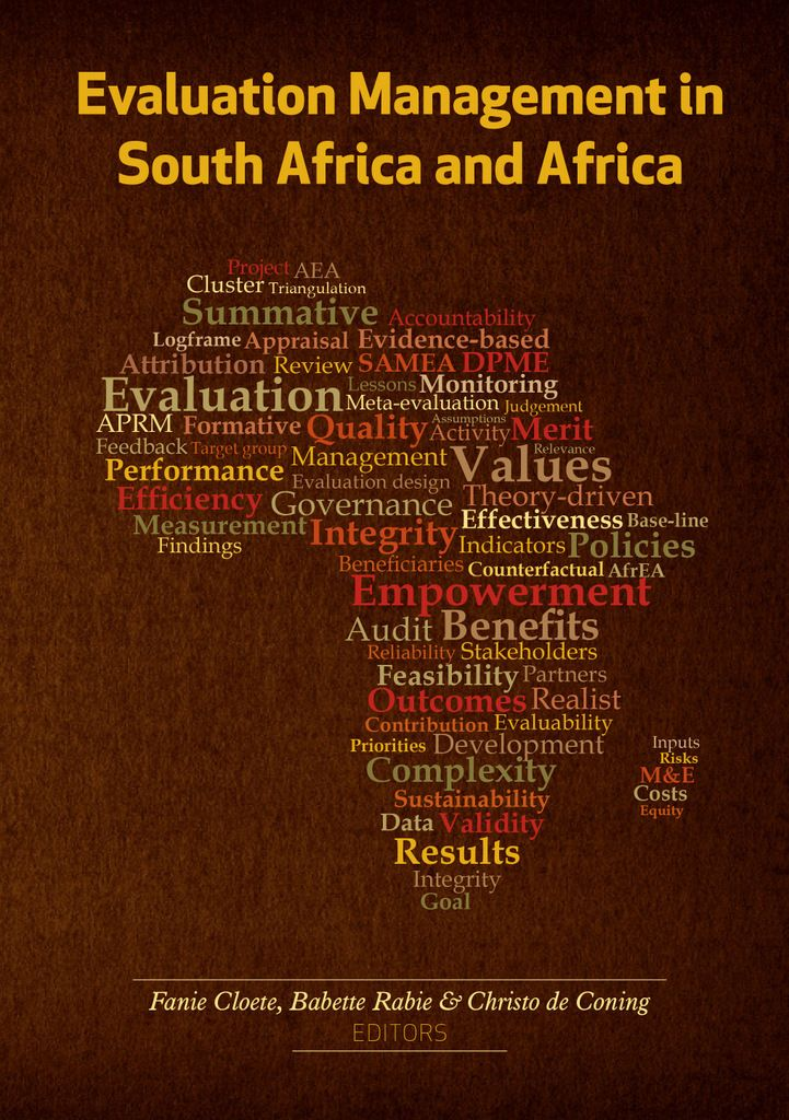This blind peer reviewed book systematically records, analyses and assesses for the first time in a single volume the implications of the global development and management of professional evaluation for the African continent. The book deals with the most strategic contemporary evaluation themes.