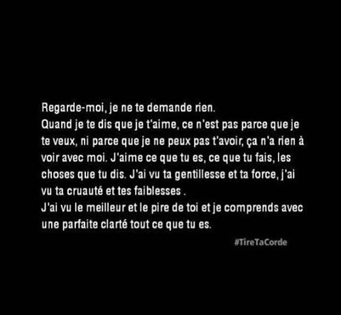 « #TireTaCorde #citation »