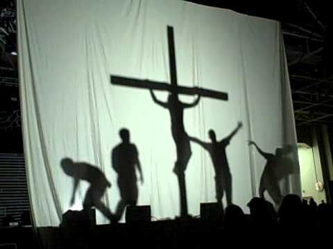Acquire The Fire '09 - Crucifixion Skit  - This will be put into our next Drama skit-